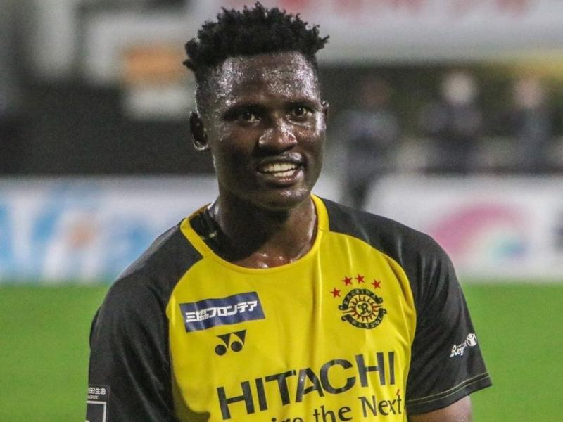 Reason why Michael Olunga is now popular in Japan